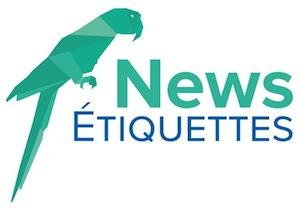 News Etiquettes - Etiquette autocollante - Etiquette personnalisée