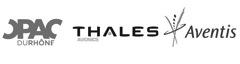 OPAC du Rhône, Thales Avionics, Aventis - Références NewsEtiquettes